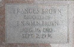 Frances Virginia <i>Brown</i> Lawton