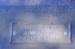 Leslie Arthur Bunting