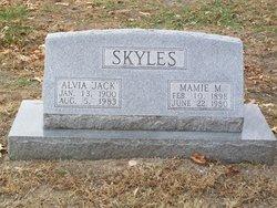Mamie M. Skyles