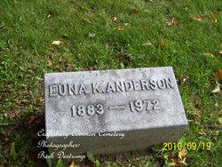 Euna K. Anderson