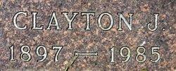 Clayton Joseph Arnberger
