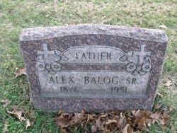 Alex Balog