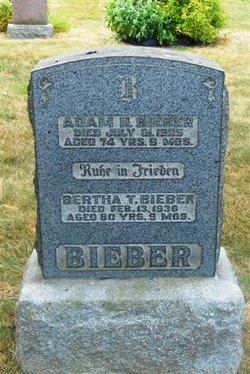 Bertha Treassa <i>Nardigen</i> Bieber