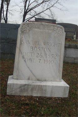 Samuel Wright Boston