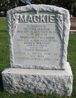 Agnes <i>Mackie</i> Brooks