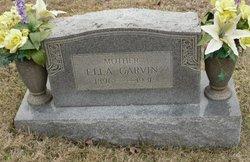 Ella B. <i>Stanley</i> Garvin