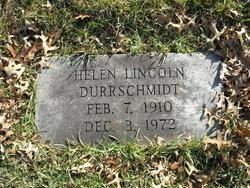 Helen <i>Lincoln</i> Durrschmidt
