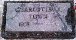 Charlotte J <i>Town</i> Ambler