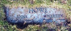 Warren P Howe
