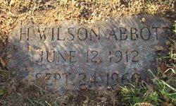 H. Wilson Abbott