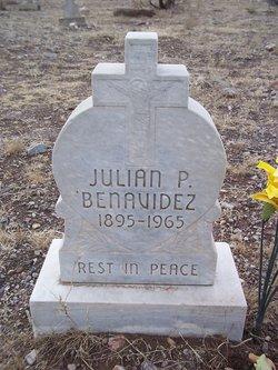 Julian P Benavidez