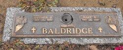 Mary E Baldridge