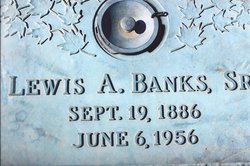 Lewis A. Banks, Sr