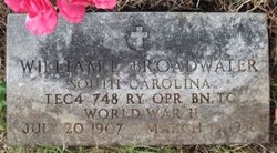 William Lester Broadwater