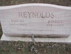 Dickson Gilford Dick Reynolds