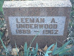 Leeman A Underwood
