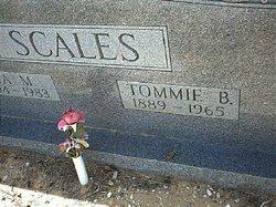 Tommie B. Scales