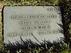 Thomas Eugene Gene Avery