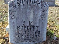 S M <i>Williams</i> Bobbitt