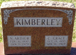 Grace Clara <i>Tuley</i> Kimberley
