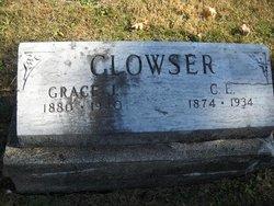 Grace Josephine <i>Gillham</i> Clowser