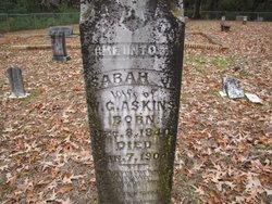 Sarah Jane <i>Stovall</i> Askins
