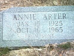 Annie R. Arter