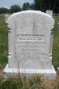 Mabel C. Ayer