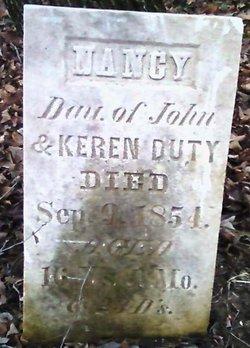 Nancy Duty