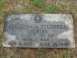 Gauldin A. Studstill