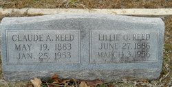 Lillie Gray <i>Sapaugh</i> Reed