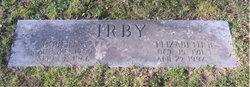 Elizabeth Maryland <i>Booker</i> Irby