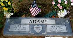 Illa <i>Ray</i> Adams