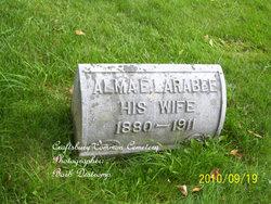Alma E. <i>Larabee</i> Gilbert