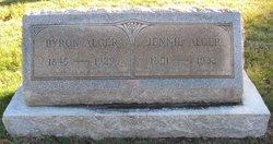 Ann Jane Jennie <i>Robinson</i> Alger