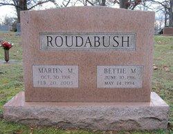 Bettie Steed <i>Millett</i> Roudabush
