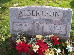 Helen A. <i>Barber</i> Albertson