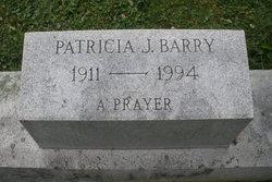 Patricia Josephine <i>Byrnes</i> Barry