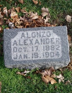 Alonzo Alexander