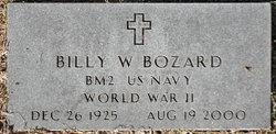 Billy W. Bozard