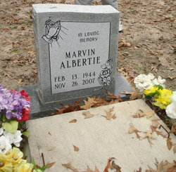 Marvin Albertie