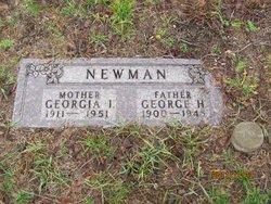 Georgia I. <i>Stetson</i> Newman
