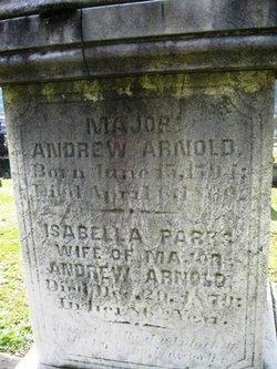 Isabella <i>Parks</i> Arnold