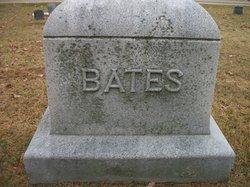 Eliza A <i>Goodenow</i> Bates