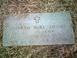 Alfred Burl Adams