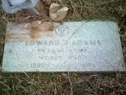 Edward J. Adams