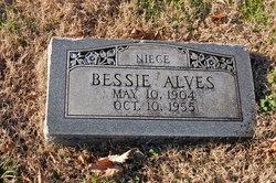 Bessie Alves