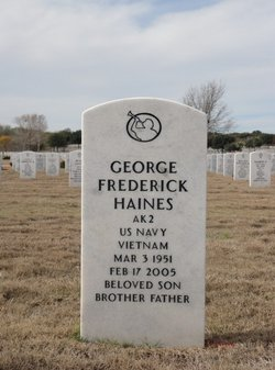 George Frederick Haines