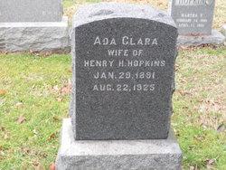Ada Clara Hopkins