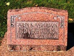 John K. Anderson